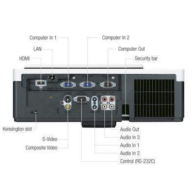 Проектор, Hitachi CP-AW100N