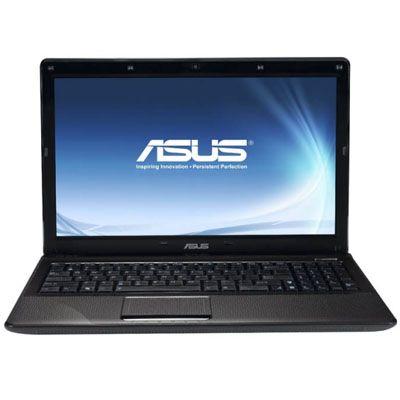 Ноутбук ASUS K52JU i5-460M DOS Black