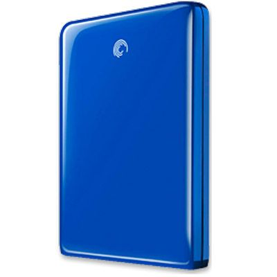 Внешний жесткий диск Seagate FreeAgent GoFlex 500Gb USB 3.0 Blue STAA500207