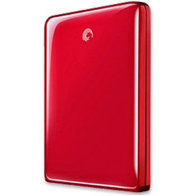 Внешний жесткий диск Seagate FreeAgent GoFlex 500Gb USB 3.0 Red STAA500208