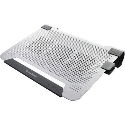 Охлаждающая подставка Cooler Master NotePal U3 Silver R9-NBC-8PCS-GP