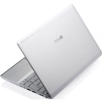 Ноутбук ASUS EEE PC 1018P N550 Windows 7 (White)