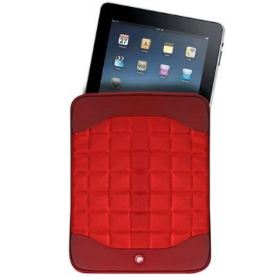 "����� Port Designs Berlin iPad Skin Red 9,7"" 201110"