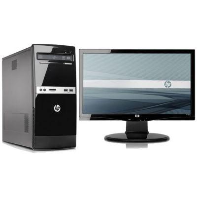 """Настольный компьютер HP Десктоп 500B MT + Монитор S2031a 20"""" WU360EA"""