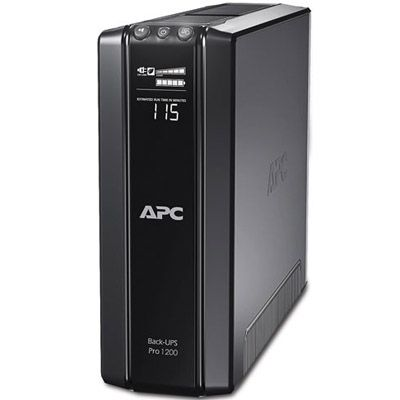 ��� APC Back-UPS Power Saving Pro 1200VA/720W 230V BR1200GI
