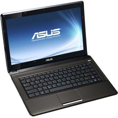 Ноутбук ASUS K42Jy i3-380M Windows 7 90N1YA224W1736RD13AY