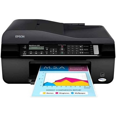 МФУ Epson WorkForce 520