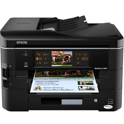 ��� Epson WorkForce 840