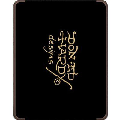 ����� Ed Hardy iPad Case Chocolate IP10A04