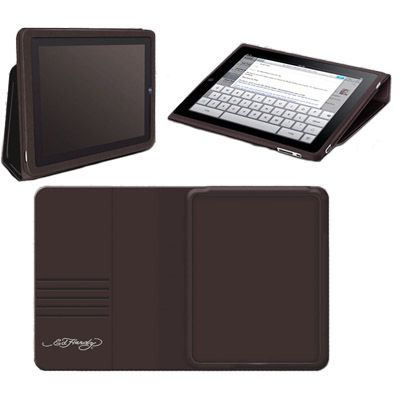 Чехол Ed Hardy iPad Pro Case Tiger Brown IP10L03