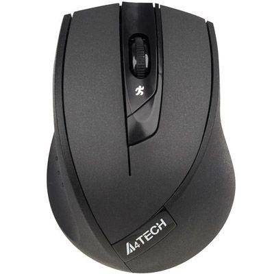 Мышь беспроводная A4Tech G9-600-1 Dark Grey USB G9-600-1