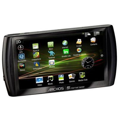 Планшет Archos 5 Internet Tablet 32Gb
