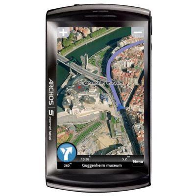 Планшет Archos 5 Internet Tablet 500Gb