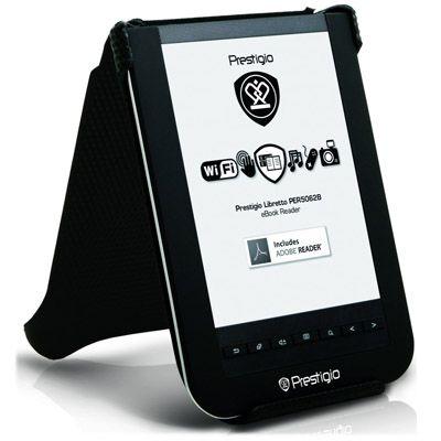 Электронная книга Prestigio eBook Reader Black PER5062B