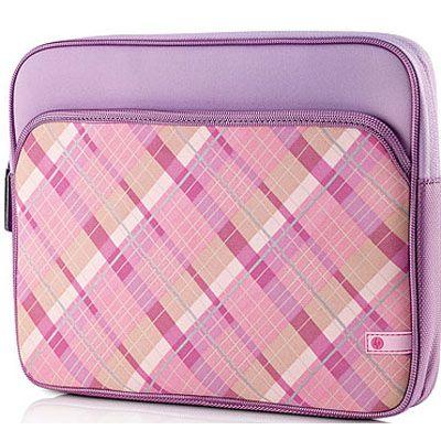 "Чехол HP Mini Sleeve 10.2"" Preppy Pink WS302AA"