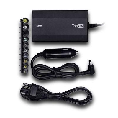 TopON Универсальный блок питания и автоадаптер для ноутбуков и нетбуков 100W TOP-UN01 / WSDC100W