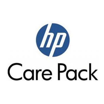 HP Сертификат на сервисную поддержку 3y NextBusDay Onsite Notebook Service U4386A