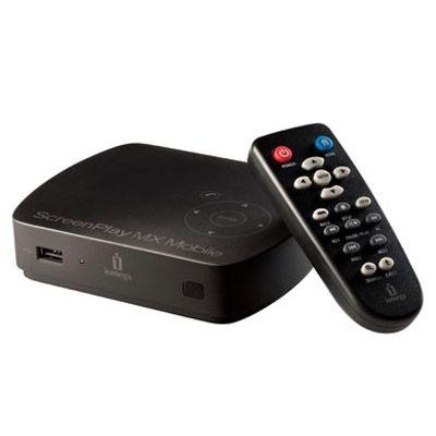 Медиаплеер Iomega ScreenPlay mx Mobile HD 1Tb 35450