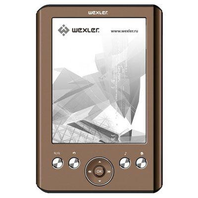 Электронная книга WEXLER E5001BB