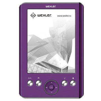 Электронная книга WEXLER E5001BcS