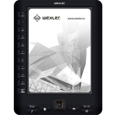 Электронная книга WEXLER E6001B