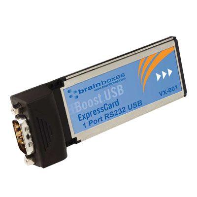 Lenovo ������� Brainboxes 1 Port RS232 ExpressCard 45K1775