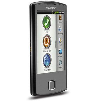 Смартфон, Garmin - Asus Nuvifone A50