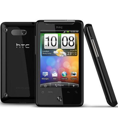 Смартфон, HTC A6380 Gratia Black