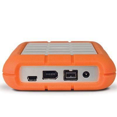 Внешний жесткий диск LaCie Rugged 1000Gb USB 2.0 301924