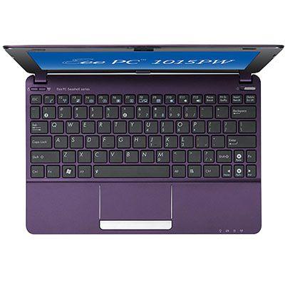 Ноутбук ASUS EEE PC 1015PW Windows 7 (Purple)