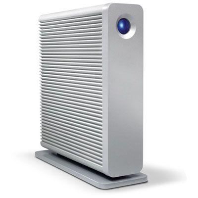 """Внешний жесткий диск LaCie d2 1000Gb 3.5"""" USB 3.0 301527"""