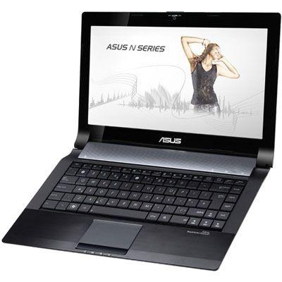 Ноутбук ASUS N43JM i3-380M Windows 7 90N1HA718W3948RD13AY