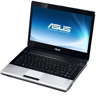 Ноутбук ASUS U41JF i3-380M Windows 7 90N1LA464W191BVD53AY