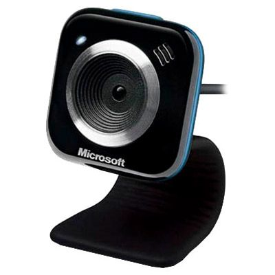 Веб-камера Microsoft LifeCam VX-5000 Black/Blue RKA-00005