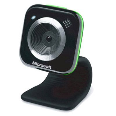Веб-камера Microsoft LifeCam VX-5000 Black/Green RKA-00012