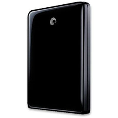 Внешний жесткий диск Seagate FreeAgent GoFlex 500Gb USB 2.0 Black STAA500200