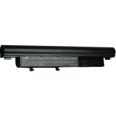 Аккумулятор TopON для Acer Aspire Timeline, TravelMate Series 5200mAh TOP-3810T/LC.BTP00.052