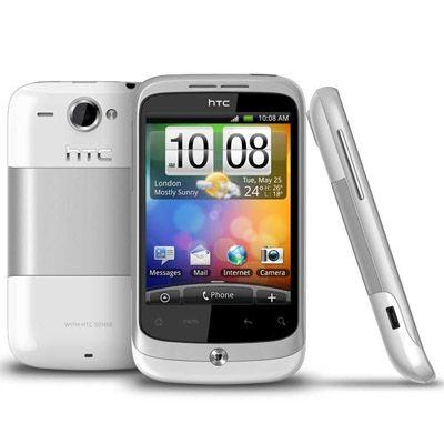 Смартфон, HTC A3333 Wildfire White