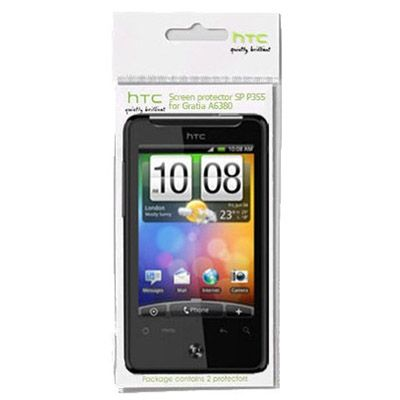 HTC Пленка защитная для A6380 Gratia (2 шт) SP P355