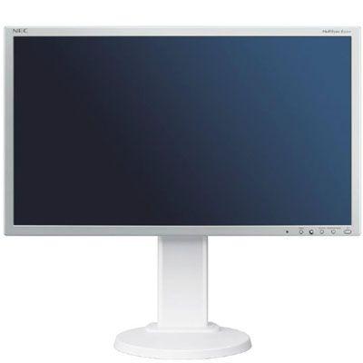 ������� Nec MultiSync E201W SL/WH