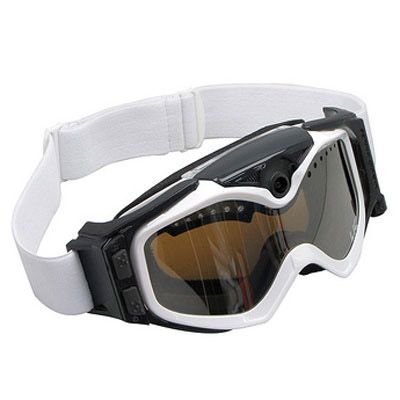 Liquid Image ������������� �����-����� LIC335W Summit Series Snow Board Goggle Cam (White)