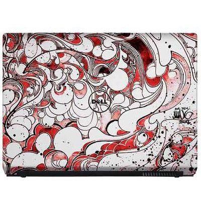 Ноутбук Dell Inspiron 1545 T6600 Red Swirl 85051