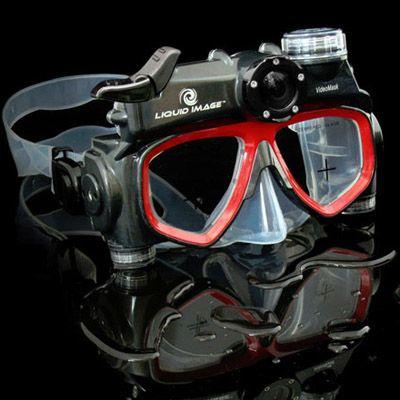 Liquid Image Подводная видео-маска LIC312 Wide Angle VideoMask D1 Mid-Size