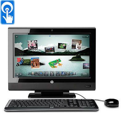 Моноблок HP TouchSmart 310-1125 XT033EA