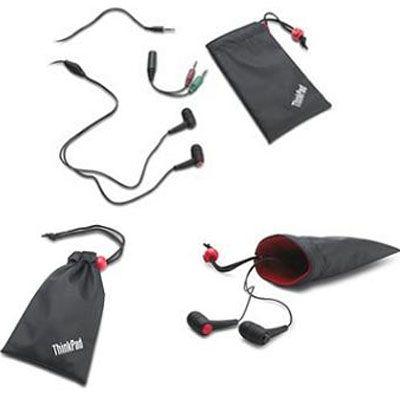 Наушники Lenovo ThinkPad In-Ear Headphones 57Y4488