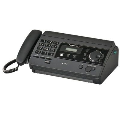Факсимильный аппарат Panasonic KX-FT502 KX-FT502RUB