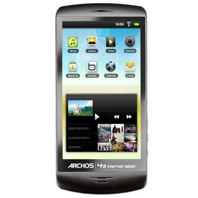 Планшет Archos 43 Internet Tablet 16Gb