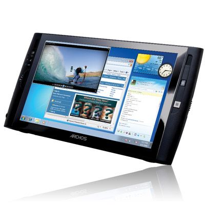Планшет Archos 9 PC Tablet 60Gb