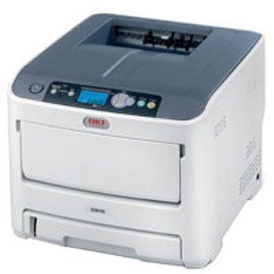 Принтер OKI C610dtn 01269002