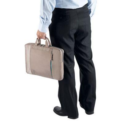 """����� ASUS Matte Slim Carry Bag 14"""" Light Beige 90-XB2700BA00030-"""